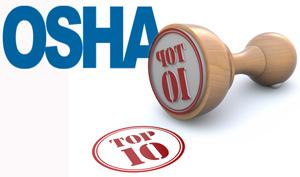 insurance, horst insurance, top 10 osha, osha, osha standards