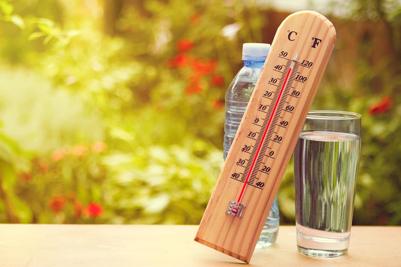 insurance, horst insurance, beat the summer heat, summer, workplace safety