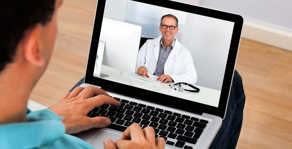 insurance, horst insurance, telemedicine, remote doctor visit, medical technology