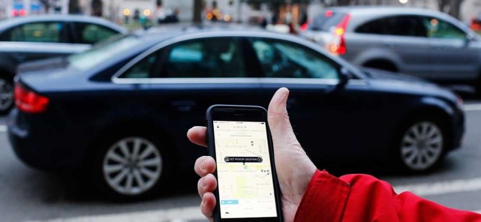 insurance, horst insurance, ride sharing, lyft, uber, apps