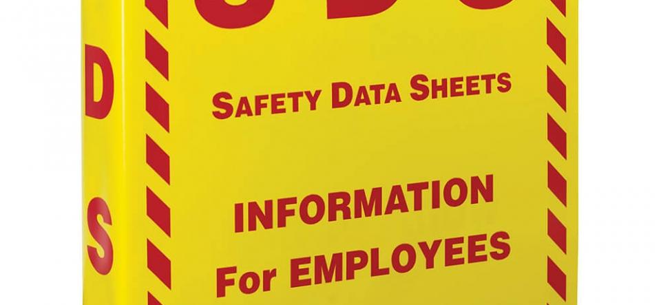 insurance, horst insurance, safety data sheet, sds, hazardous materials, ghs