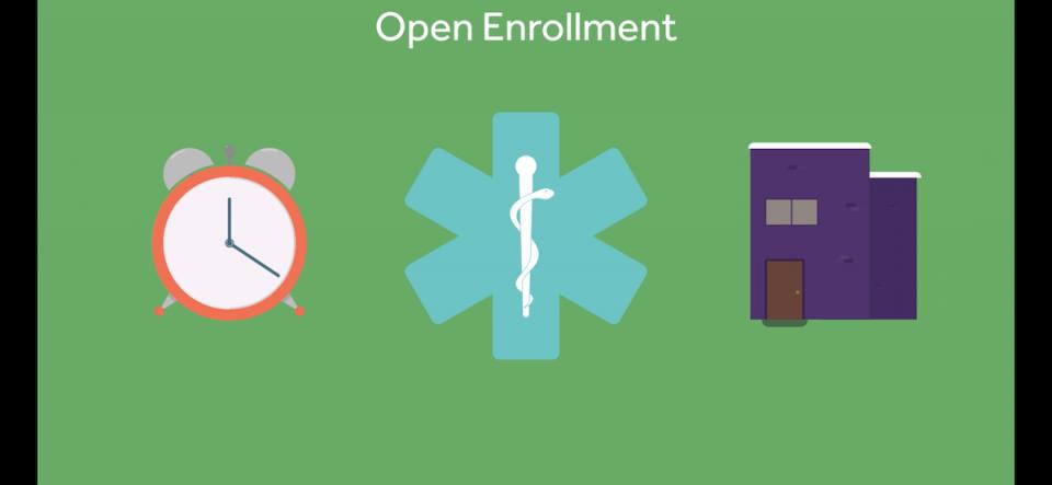 open enrollment image