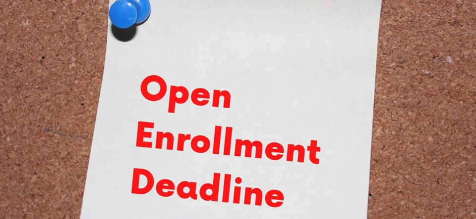 Last Minute Open Enrollment Considerations